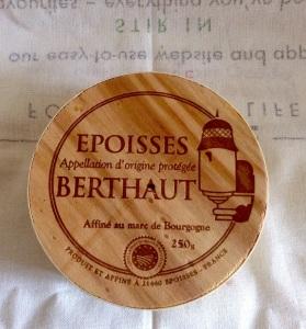 Epoisses fromage de Bourgogne - Epoisses cheese from Burgandy