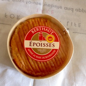 Inside the box - Epoisses fromage