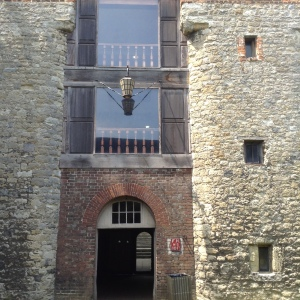 The Courtyard at Upnor Fort